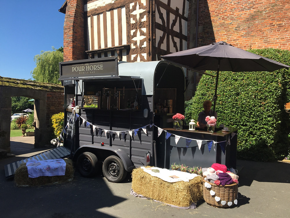 The Albright Hussey Wedding Fayre