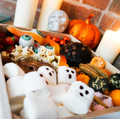 Halloween in Shropshire with the Grazing Brew Box