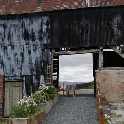 Camlad Barns Shropshire Wedding Venue