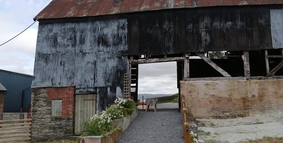 Camlad Barns Wedding Venue