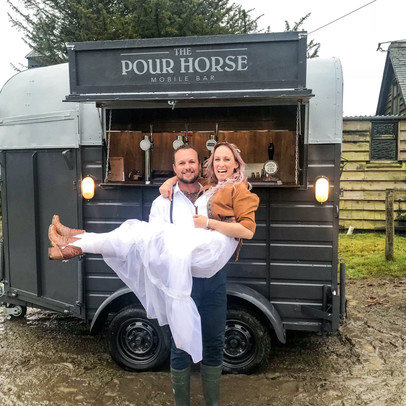Welcome to The Pour Horse