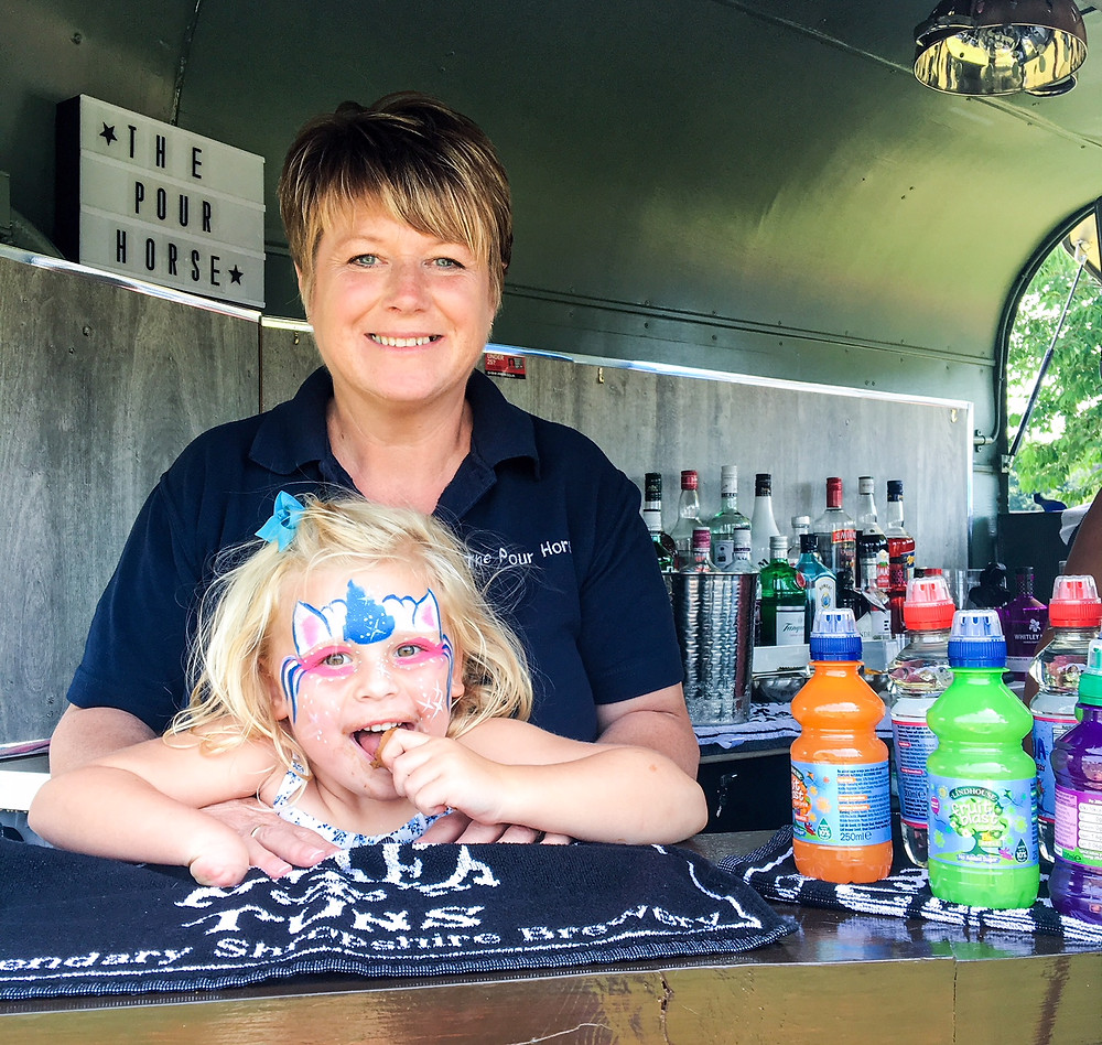 bar available for charity events shropshire, shropshire bar, shrewsbury mobile bar, charity event shrewsbury, little rascals foundation