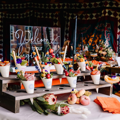 Whitton Hall Styled Shoot