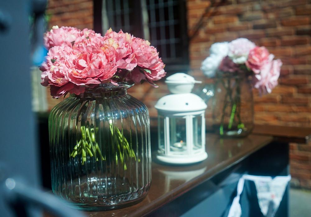 vintage wedding bar, wedding bar shropshire