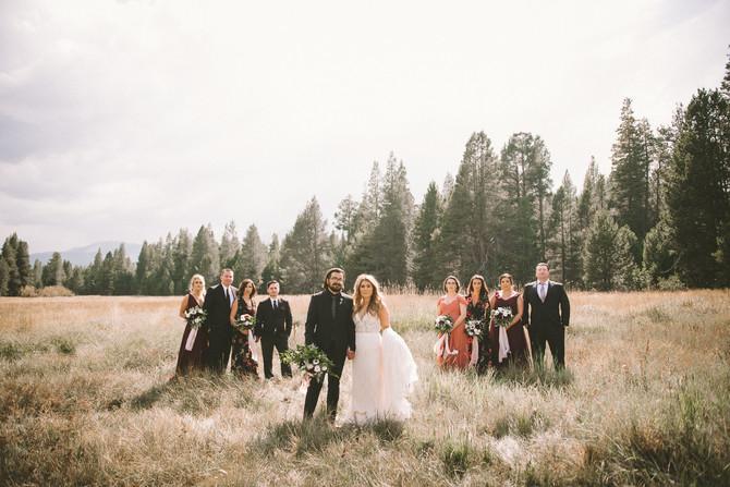 Private Estate Tahoe Wedding