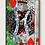 Thumbnail: King of Hearts Red by Gilda Garza