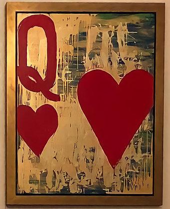 Queen of Hearts by Gilda Garza