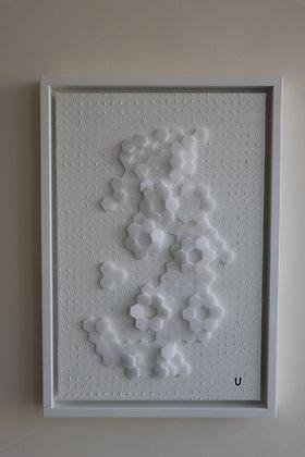 3D Blooming by Yuliia Korienkova aka Uliia