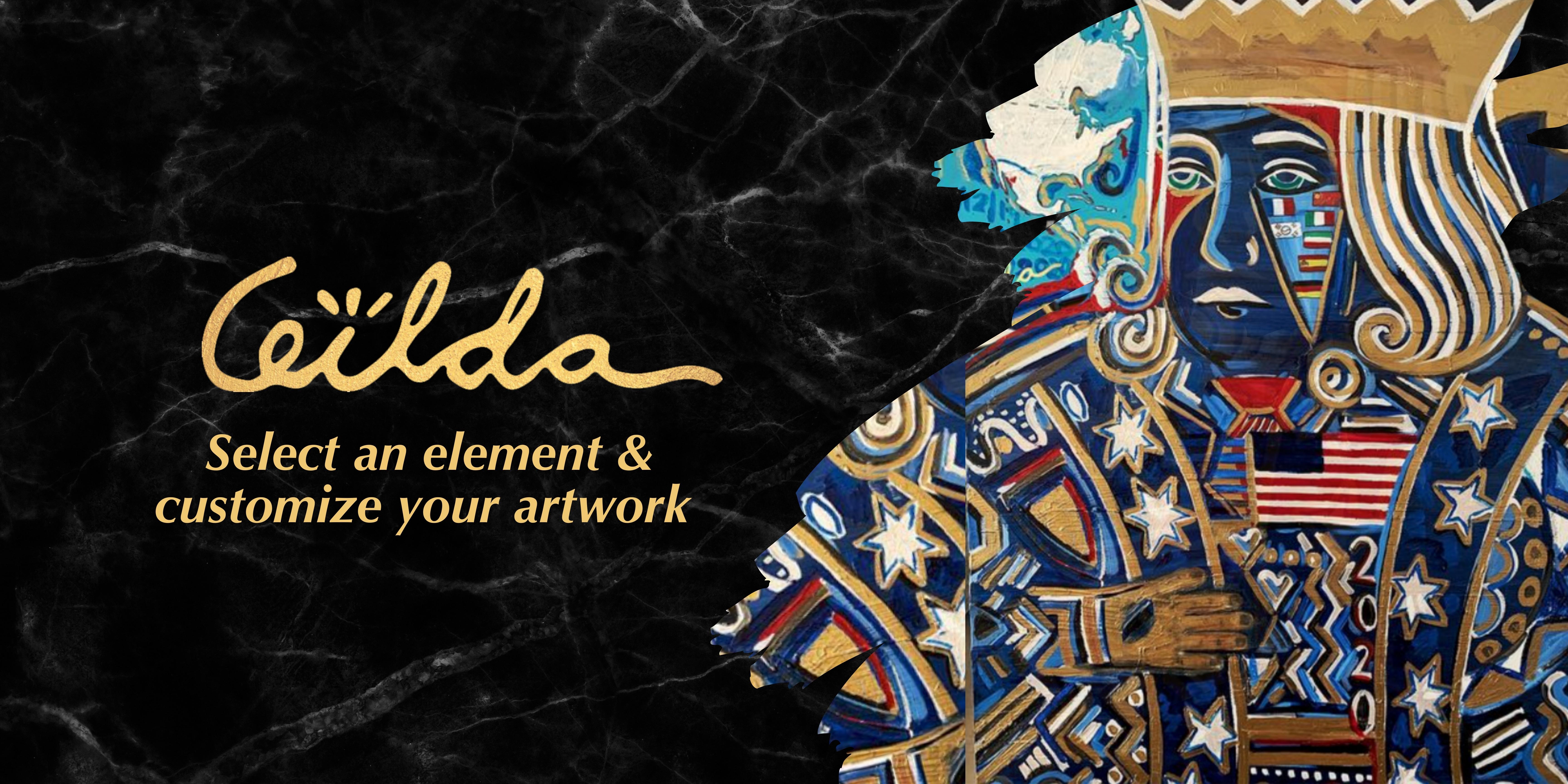 Visit te new series of Gilda Garza