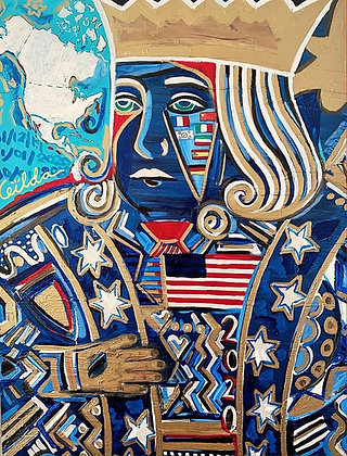 King USA by Gilda Garza & Synergy Studio