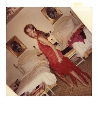 "Celine Dion – ""Goodbye's (The Saddest Word)""  music video wardrobe fitting NFT"