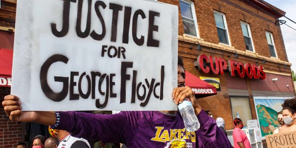 Manifestation pour la justice