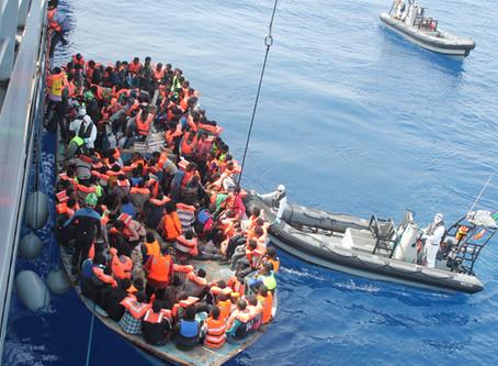 Pourquoi l'Union Européenne est complice de graves violations des Droits Humains en Lybie