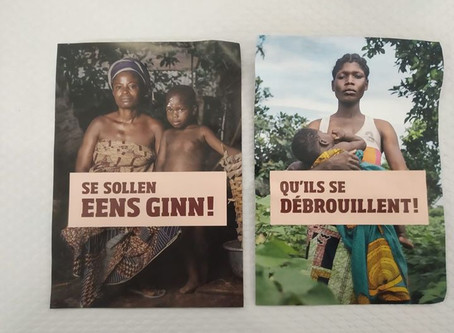 SOS FAIM Luxembourg ou l'humanitaire colonial