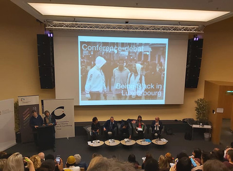 """Sur la conférence """"Being Black in Luxembourg (et pourquoi il ne faut pas compter sur les décideur.se"""