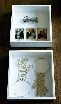 Installation d'accessoires textile