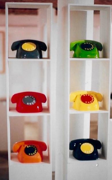 Téléphones en céramique