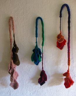 Accessoires en tricot