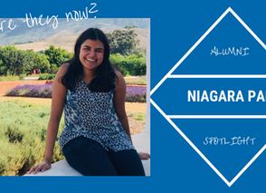 Alumni Spotlight: Niagara Pal