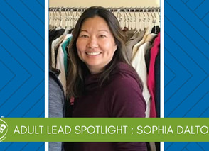Adult Lead Spotlight: Sophia Dalton