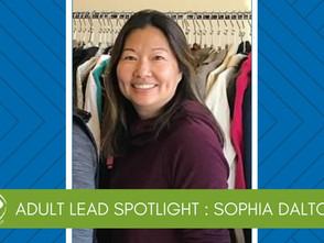 Adult Lead Spotlight: Sophia Dalton