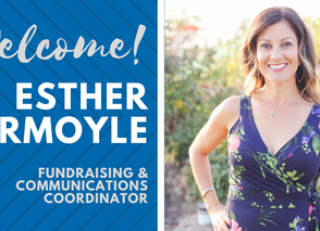 New Staff Member Spotlight: Esther Normoyle