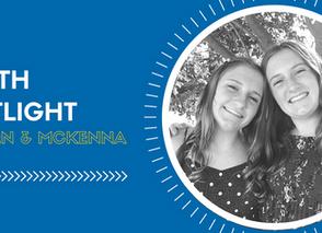 Youth Spotlight: Madisen & McKenna Berry