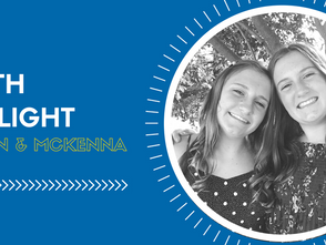 Youth Spotlight: Madisen & McKenna Berry