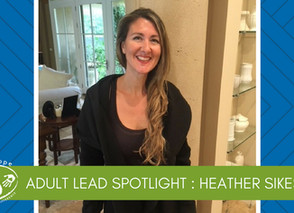 Adult Spotlight: Heather Sikes