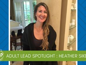 Adult Spotlight: Heather Sikes