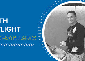 Youth Spotlight: Joey Castellanos