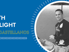 Youth Spotlight: Joey Castellanos