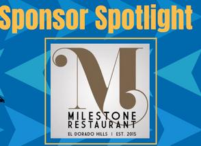 Sponsor Spotlight: Milestone Restaurant