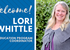 New Staff Member Spotlight: Lori Whittle