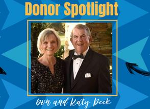 Donor Spotlight: Katy Peek