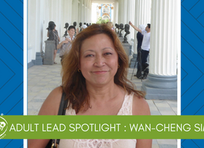 Adult Lead Spotlight: Wan-Cheng Simon