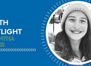 Youth Spotlight: Samantha Carter
