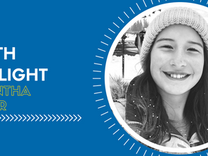 Youth Spotlight: Samantha Carter