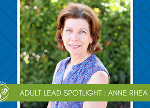 Adult Spotlight: Anne Rhea