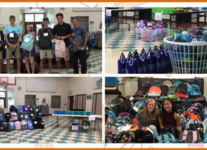 Hands4Hope's 5th Annual School Supply Drive Wraps Up!