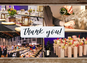 Thank You For Making Our 10th Annual Celebration A Lovely Night and A Huge Success!