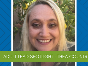 Adult Spotlight: Thea Countryman