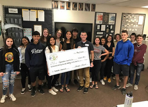 Hands4Hope 2018/2019 Education Clubs Wrap Up Another Great Year!