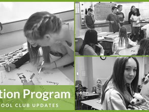 Education Program: Middle School Updates