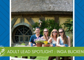 Adult Lead Spotlight: Inga Buckendorf