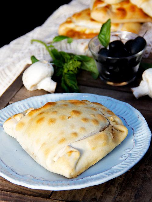 Vegetariana champiñon queso