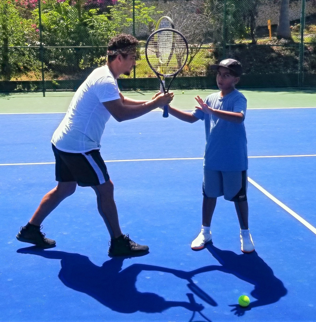 10 Class Tennis Lesson Package