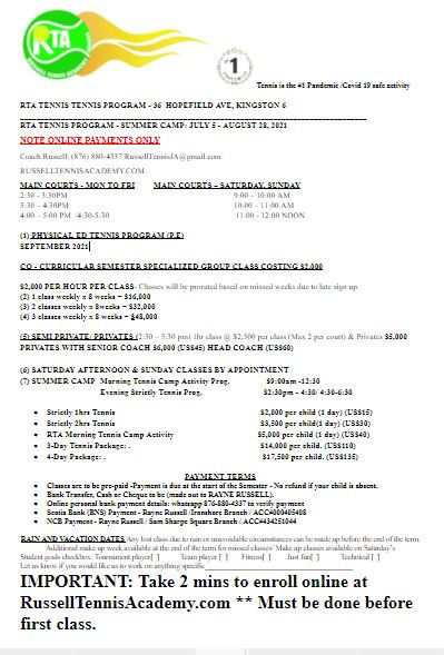 RTA Kingston Summer form 2021.JPG