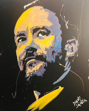 Dave Matthews Speed Painting