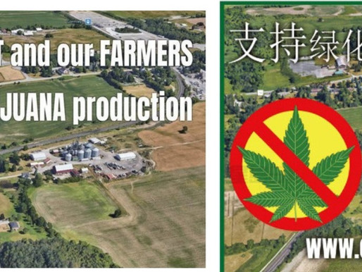 Don't Be Fooled! This petition is NOT about growing the Greenbelt and supporting farmers